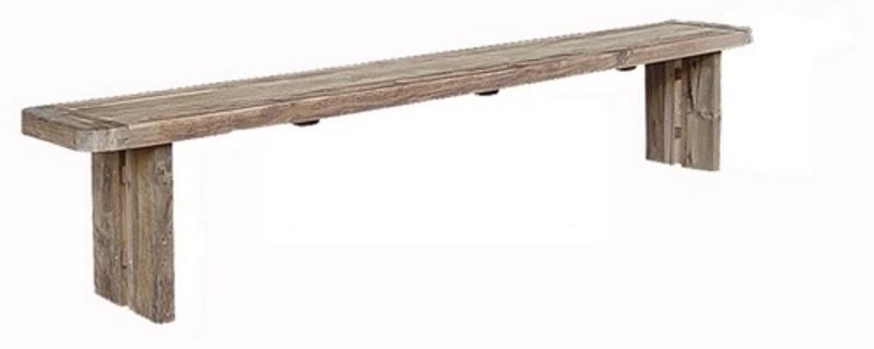 COTTESLOE White Wash Bench