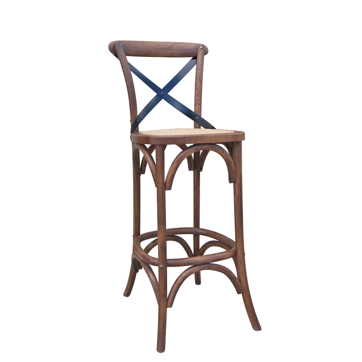 Toulon Bar Stool Vintage Oak